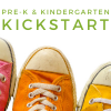 shoes with Pre-K & Kindergarten Kickstart