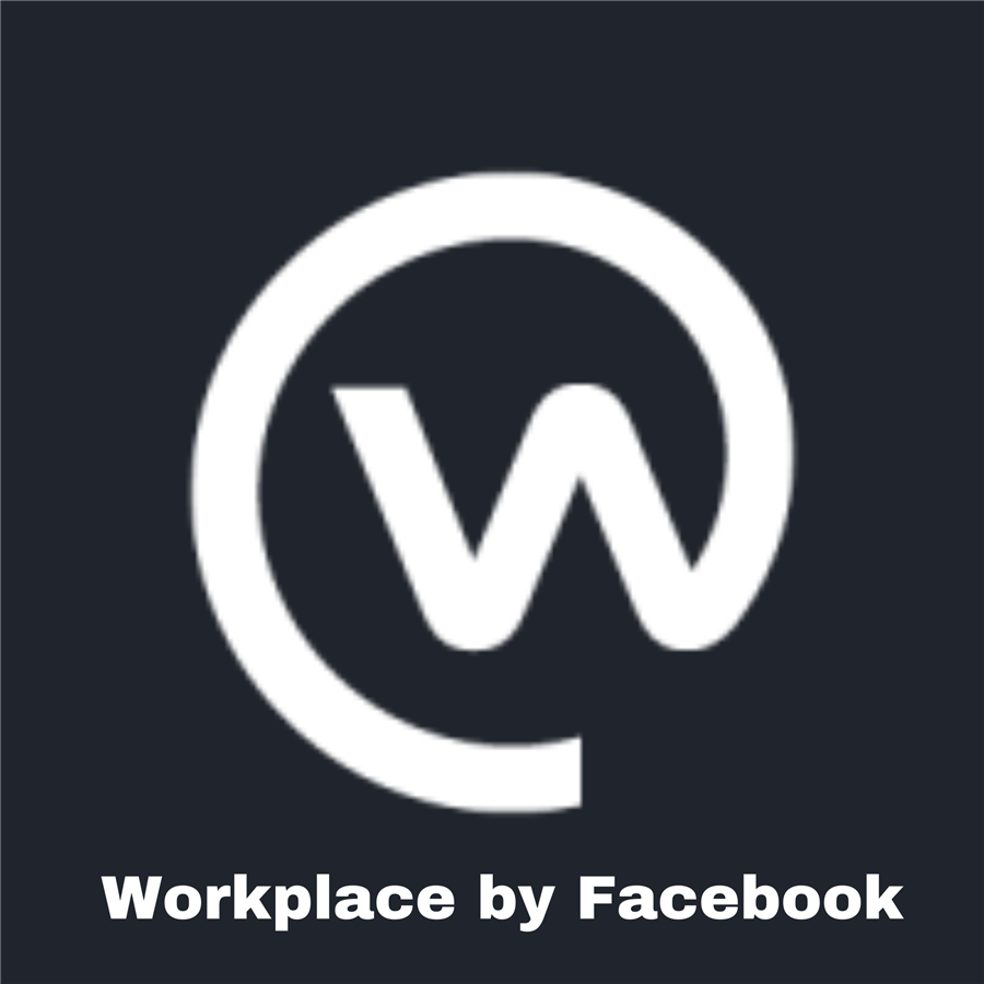 Workplace by Facebook; opens in new window