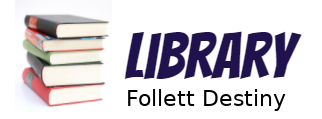 Follett Destiny Library System, opens in a new window